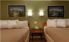 2 Premium Double Beds