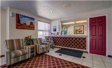 Cedar City Vagabond Inn Lobby