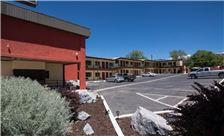 Cedar City Vagabond Inn Exterior