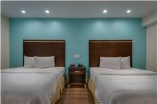 Hotel Name Room - Bakersfield-Downtowner-Two-Queens-2