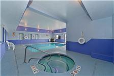 Heated Indoor Pool Spa