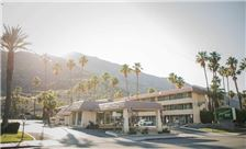 Vagabond Inn Palm Springs Exteror