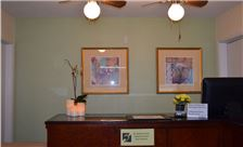 Red Bluff Front Desk