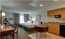 Two Queen Beds with Kitchenette