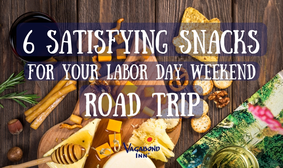 6 satisfying snacks for your labor day weekend road trip for Labor day weekend trips