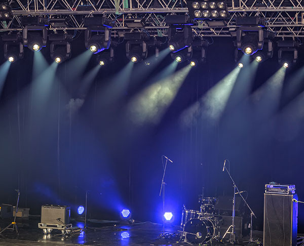Concerts and Performing Arts