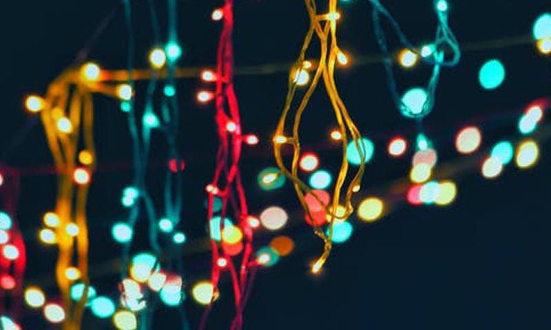 Festival Parade Of Lights