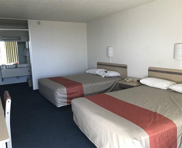 El Paso Double Queen Room