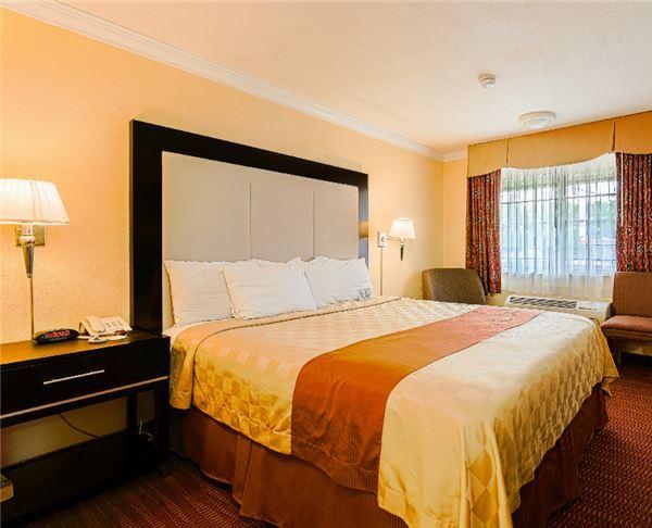 Vagabond Inn - San Jose King Bed