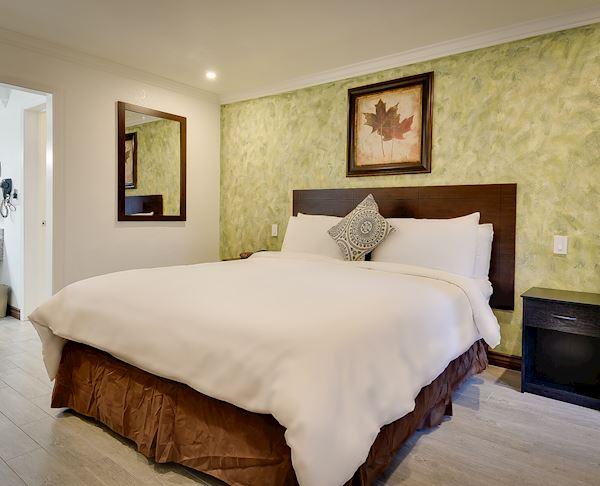 Vagabond Inn - San Pedro King Bed
