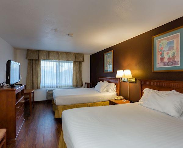 Vagabond Inn Executive - Green Valley Sahuarita 2 Queen Beds