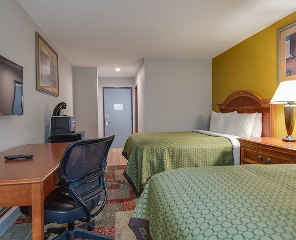 Vagabond Inn Executive - Hayward Doubles