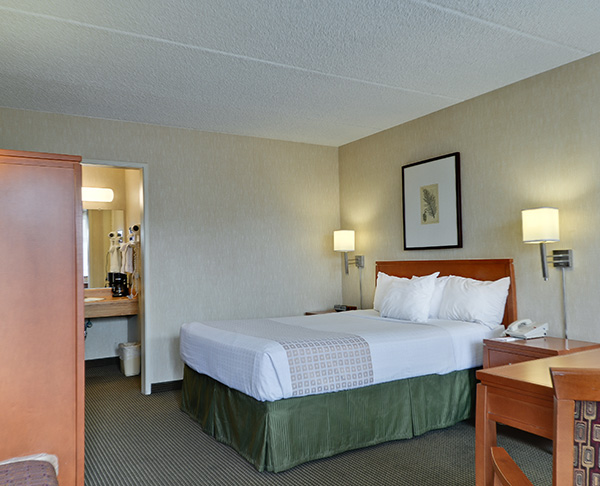 Vagabond Inn Executive - Sacramento (Old Town) N/S King Bed
