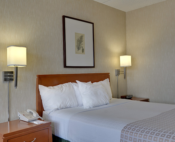 Vagabond Inn Executive - Sacramento (Old Town) N/S Queen Bed