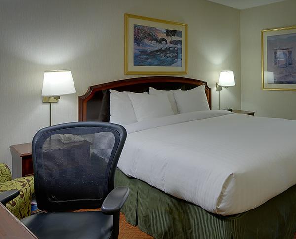 Vagabond Inn Executive - San Francisco Airport Bayfront (SFO) 1 King Bed