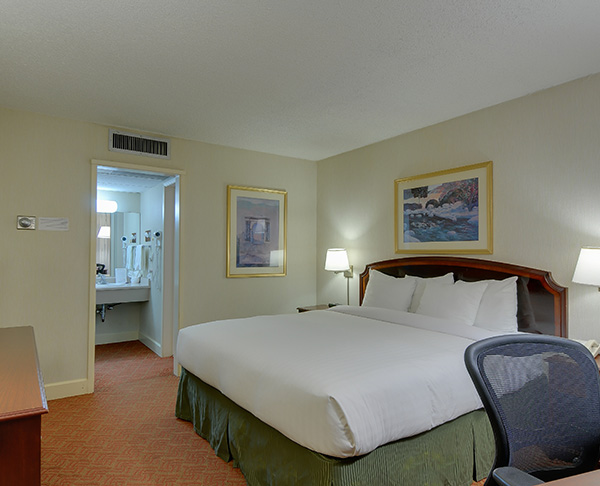 Vagabond Inn Executive - San Francisco Airport Bayfront (SFO) Bayfront Executive King