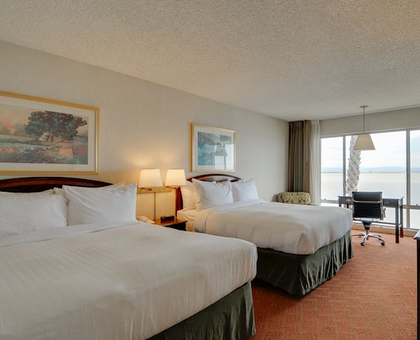 Vagabond Inn Executive - San Francisco Airport Bayfront (SFO) Bayfront Two Queen Beds
