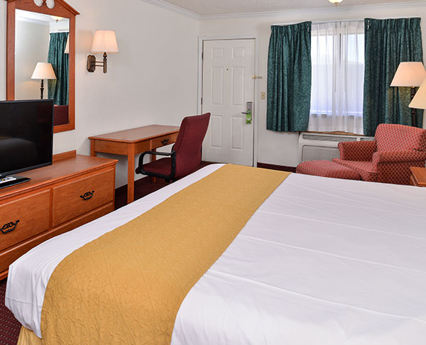 Vagabond Inn - Klamath Falls N/S King Bed Whirlpool