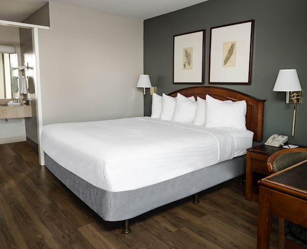 Vagabond Inn - Oxnard King Bed