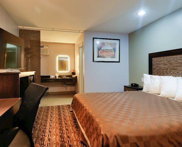 Vagabond Inn - Sunnyvale N/S Business Friendly King