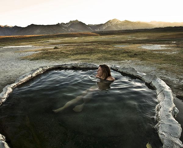 Bishop - Keough's Hot Springs