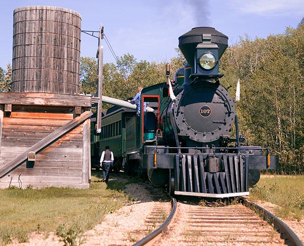 Bishop - Laws Railroad Museum