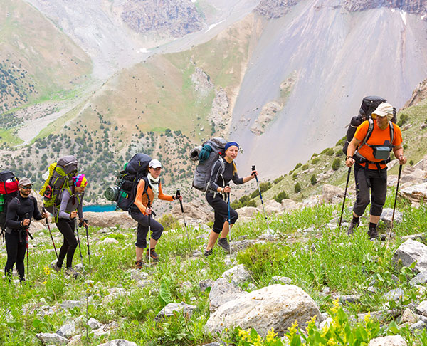 Bishop - Sierra Mountain Guides