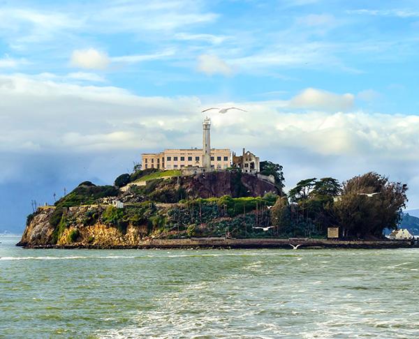 Burlingame - Alcatraz Island