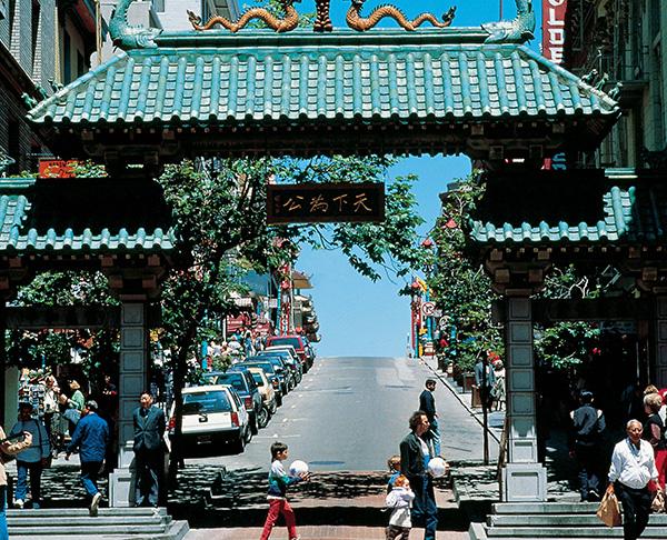 Burlingame - Chinatown