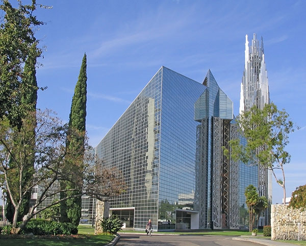 Costa Mesa - Crystal Cathedral of the Reformed Church in America