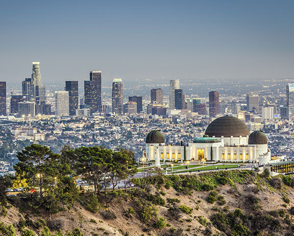 Glendale - Griffith Observatory