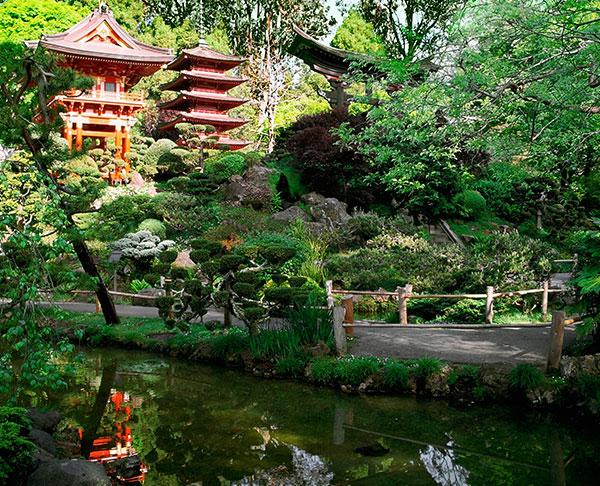 Hayward - Hayward Japanese Gardens