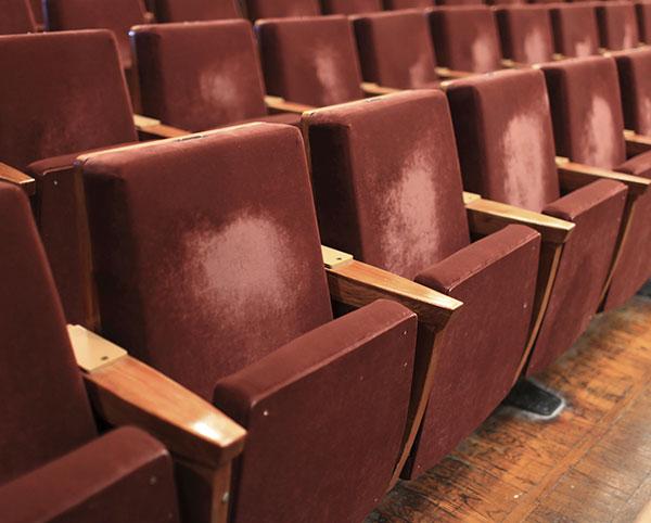 Klamath Falls - Ross Regland Theater