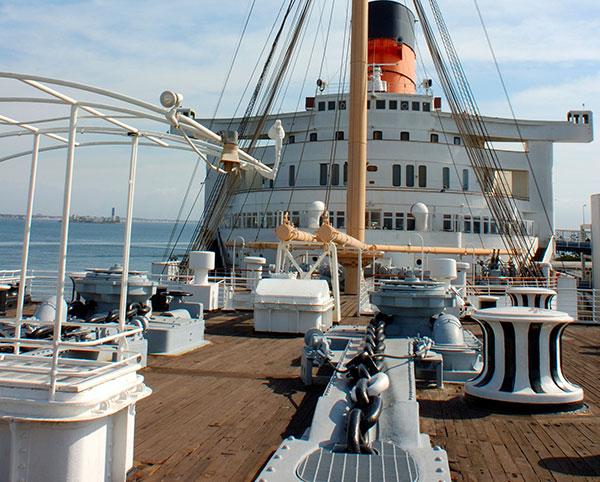Long Beach - The Queen Mary