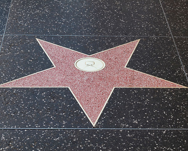 Los Angeles - Hollywood Walk of Fame