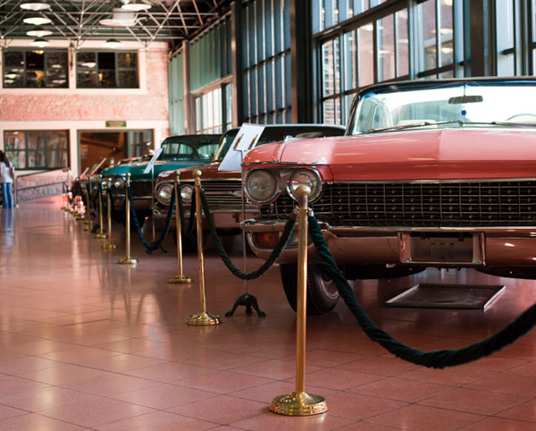Reno - National Automobile Museum