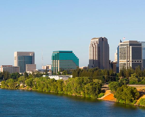 Sacramento - Downtown Sacramento