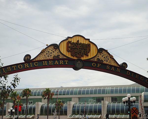 San Diego - Gaslamp Quarter