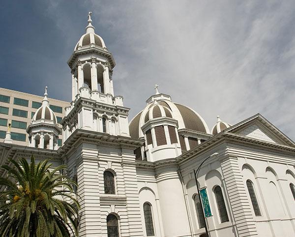 San Jose - Cathedral Basilica of St. Joseph
