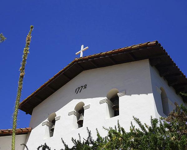 San Luis Obispo - Mission San Luis Obispo de Tolosa