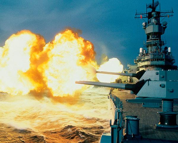 San Pedro - USS Iowa