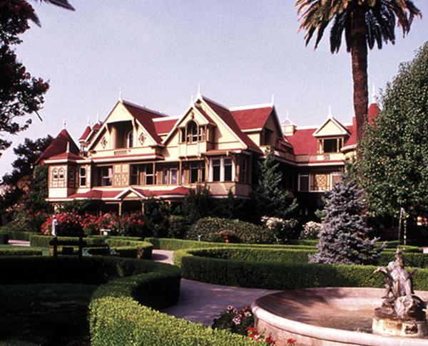 Sunnyvale - Winchester Mystery House