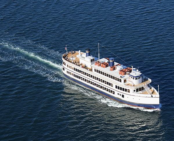Ventura - Island Packer Cruises