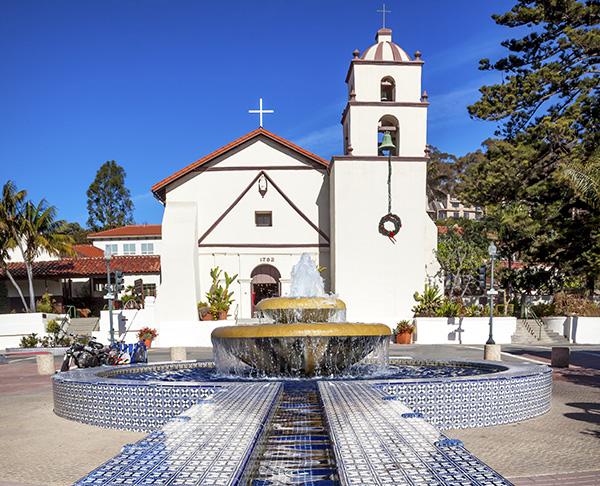 Ventura - Mission San Buenaventura