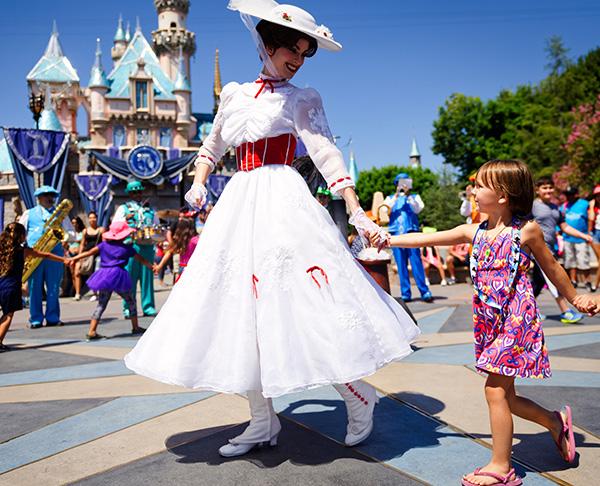 Whittier - Disneyland Park