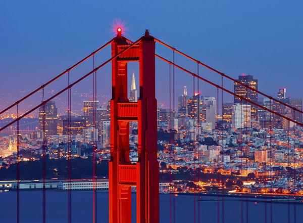 Attractions near by Vagabond Inn Executive - San Francisco Airport Bayfront (SFO)