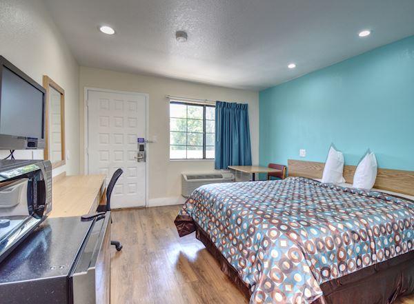 Vagabond Inn - Buttonwillow North I-5   Rooms