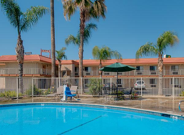 Vagabond Inn - Bakersfield (North) Location