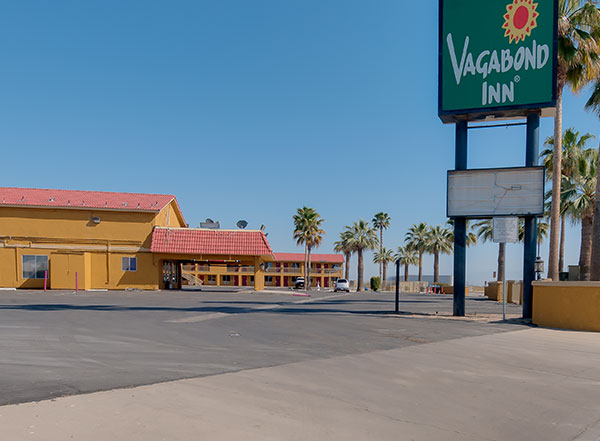 Vagabond Inn - Buttonwillow I-5 Location