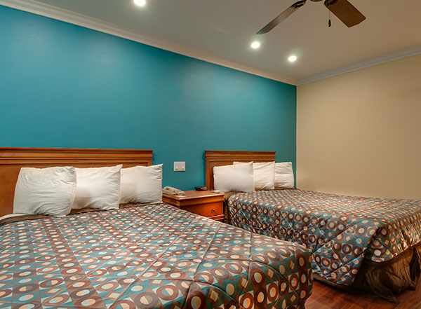 Vagabond Inn - Buttonwillow I-5 Rooms